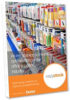 eBook - Inventory optimisation for the office supplies industry