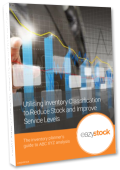 eBook - Inventory Classification ABC XYZ Analysis