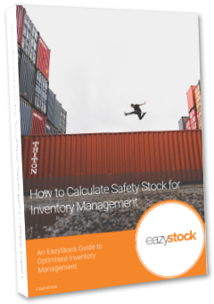 eBook - How to Calculate Safety Stock for Inventory Management