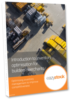 eBook - Introduction to inventory optimisation for builders' merchants