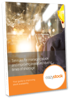 Ebook Ten rules for managing stock and improving availability