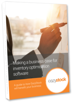 eBook - Making a business case for inventory optimisation software