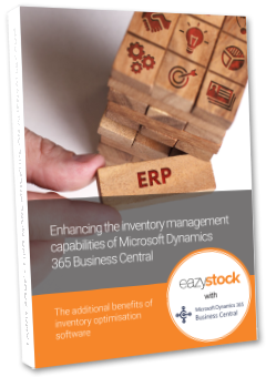 eBook - Enhancing the inventory management capabilities of Microsoft Dynamics 365 Business Central
